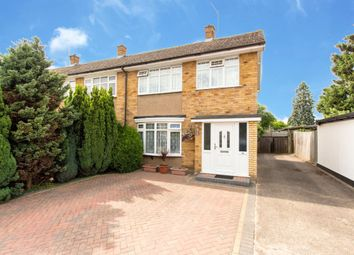 3 bed end terrace house for sale in Leaford Crescent, Watford WD24
