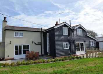 Thumbnail 4 bed detached house for sale in Barrack Road, Mashbury, Chelmsford, Essex