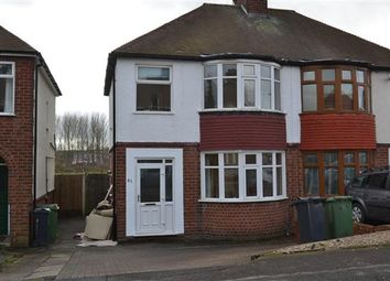 Thumbnail 3 bedroom semi-detached house to rent in Wrexham Avenue, Walsall