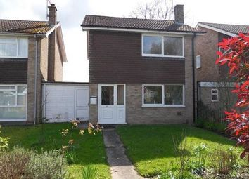 Thumbnail 3 bed detached house to rent in Markwick Close, Newark