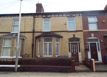 Thumbnail 4 bedroom terraced house for sale in Ferndale Road, Wavertree, Liverpool, Merseyside