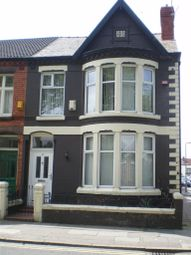 Thumbnail 4 bed terraced house to rent in Lisburn Lane, Old Swan, Liverpool