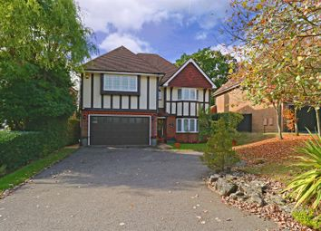 Thumbnail 5 bed detached house for sale in Tauber Close, Elstree, Borehamwood
