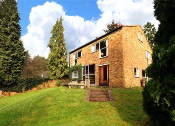 Thumbnail 4 bed detached house for sale in Farm Field, Watford