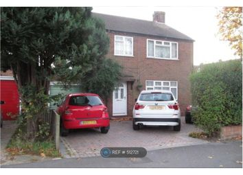 Thumbnail 4 bed detached house to rent in Shinfield Rise, Reading