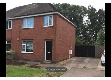 Thumbnail Room to rent in Charter Avenue, Coventry