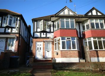 Thumbnail 2 bedroom maisonette for sale in Leith Close, Kingsbury, Greater London