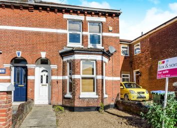 Thumbnail 3 bed semi-detached house for sale in Richmond Road, Shirley, Southampton