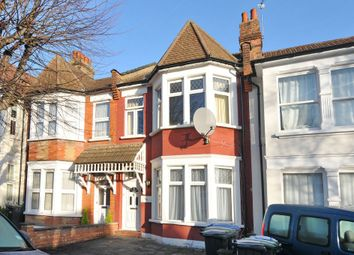 Thumbnail 3 bed terraced house for sale in Eaton Park Road, Palmers Green, London