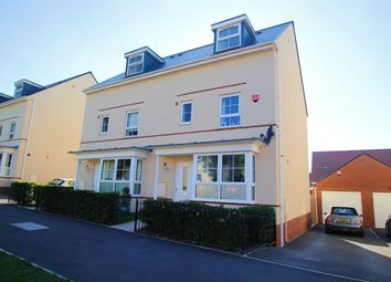 Thumbnail 4 bed semi-detached house to rent in Clayhill Drive, Brimsham Park, Yate, South Gloucestershire