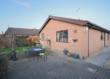 Thumbnail 2 bed detached bungalow for sale in Wyche Avenue, Crowland, Peterborough