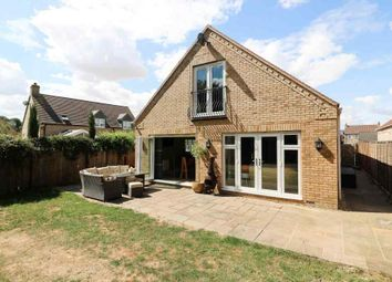 Thumbnail 5 bed detached house for sale in Sapley Road, Hartford, Huntingdon