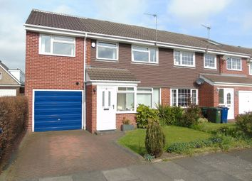 Thumbnail 4 bed semi-detached house for sale in Hereford Court, Newcastle Upon Tyne