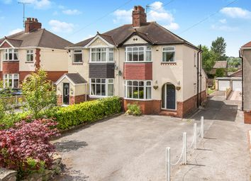 Thumbnail 3 bed semi-detached house for sale in Congleton Road, Biddulph, Stoke-On-Trent