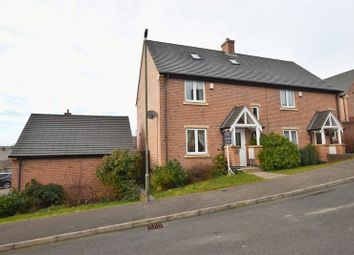 Thumbnail 3 bed semi-detached house for sale in Hillside Gardens, Matlock