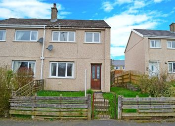 Thumbnail 3 bed semi-detached house for sale in Aneurin Crescent, Brynmawr, Ebbw Vale, Blaenau Gwent