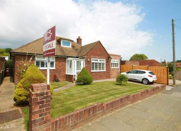 Thumbnail 2 bedroom detached bungalow for sale in Woodsgate Park, Bexhill-On-Sea