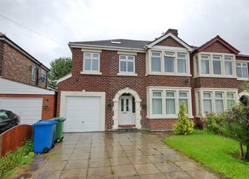 Thumbnail 5 bed semi-detached house for sale in Liverpool Road, Great Sankey, Warrington