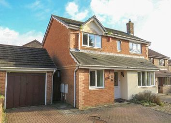 Thumbnail 4 bed detached house to rent in Kingfisher Close, Bradley Stoke, Bristol