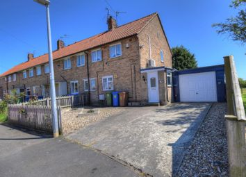 Thumbnail 2 bedroom semi-detached house for sale in Cranbeck Close, Bridlington