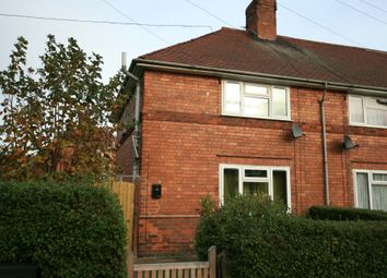 Thumbnail 3 bed semi-detached house to rent in Burrows Avenue, Beeston, Nottingham