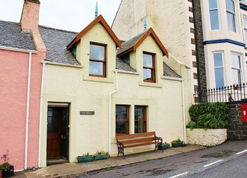 Thumbnail 3 bed terraced house for sale in 9 South Crescent, Portpatrick