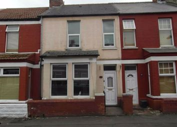 Thumbnail 3 bedroom terraced house to rent in Castle Street, Barry, Vale Of Glamorgan