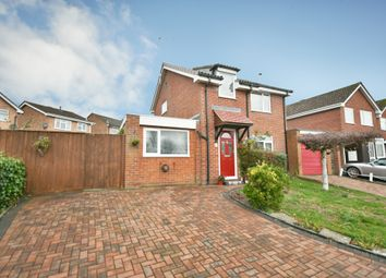 Thumbnail 3 bedroom detached house for sale in Beverley, Toothill, Swindon