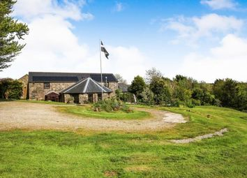 Thumbnail 4 bed barn conversion for sale in Bodmin, Cornwall