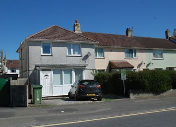 3 bed end terrace house to rent in Pike Road, Laira, Plymouth PL3