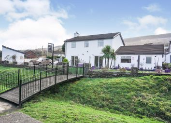 Thumbnail 5 bed detached house for sale in Canal Row, Merthyr Tydfil