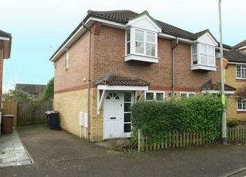 Thumbnail 2 bed semi-detached house to rent in The Meadows, Thorley, Bishop's Stortford