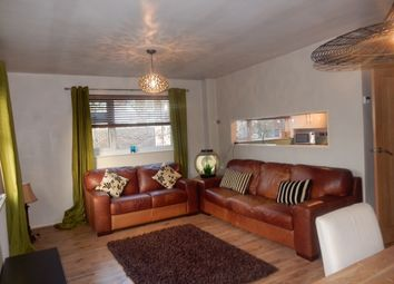 Thumbnail 1 bed flat for sale in St. Hildas Road, Old Trafford, Manchester