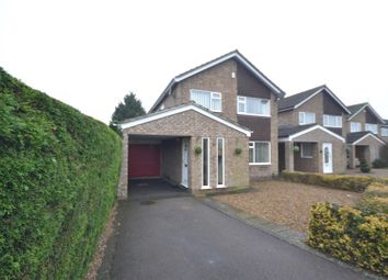 Thumbnail 4 bed detached house for sale in Chapel Court, Hellesdon, Norwich