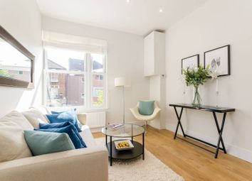 Thumbnail 1 bed flat for sale in Wandsworth Bridge Road, Peterborough Estate