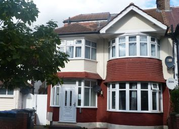 Thumbnail 1 bed flat to rent in Jeymer Avenue, Willesden Green, London
