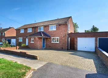 Thumbnail 3 bed semi-detached house for sale in Carnegie Road, St. Albans, Hertfordshire