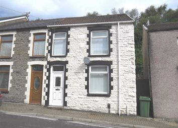 Thumbnail 3 bed end terrace house to rent in Jenkins Street, Hopkinstown, Pontypridd