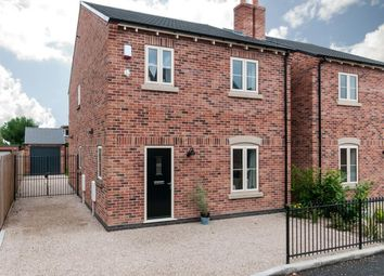 Thumbnail 3 bed detached house for sale in Cornwall Drive, Long Eaton, Nottingham