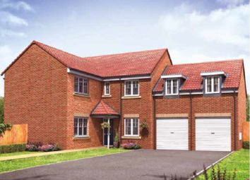 Thumbnail 5 bed detached house for sale in The Oxford, Priory Grange, Lon Yr Ardd, Coity, Bridgend.