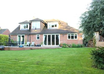 Thumbnail 4 bed detached house for sale in Wantage Road, Great Shefford