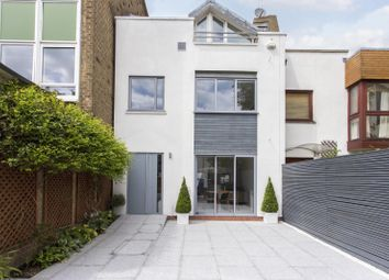 Thumbnail 3 bedroom town house for sale in Grafton Crescent, London