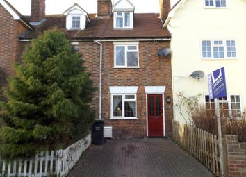 Thumbnail Terraced house to rent in The Freehold, Hadlow, Tonbridge