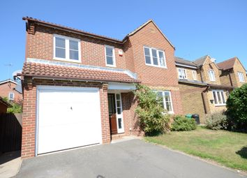 Thumbnail 4 bedroom detached house to rent in Poundfield Way, Twyford, Reading