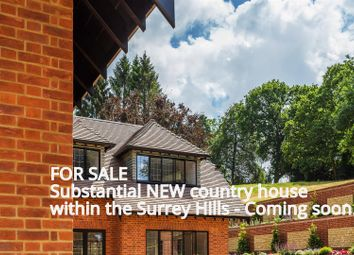 Thumbnail 5 bedroom property for sale in Mackies Hill, Peaslake, Guildford