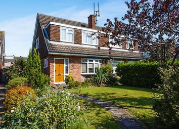 Thumbnail 3 bed semi-detached house for sale in Ladybank Road, Mickleover, Derby