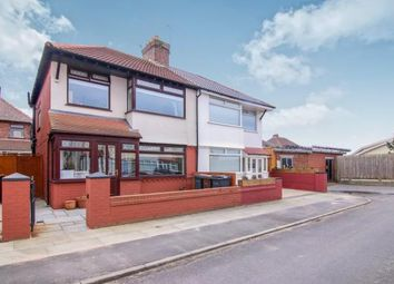 Thumbnail 3 bed semi-detached house for sale in Riverslea Road, Liverpool, Merseyside