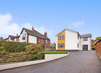 Thumbnail 4 bed detached house for sale in Brook Road, Lymm