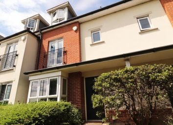 Thumbnail 4 bed town house to rent in Palace Way, Old Woking