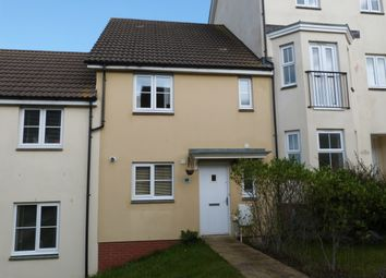Thumbnail 3 bedroom terraced house for sale in Donn Gardens, Bideford